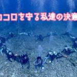 石垣島ダイビングでセラピストに必要なココロを育てるチャレンジをしてきました!